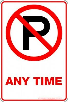 Parking Signs -  ANYTIME P