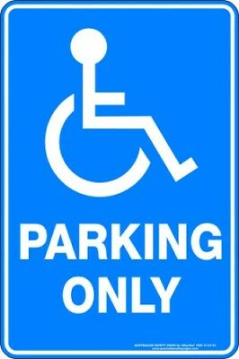 Parking Signs -  DISABLED PARKING ONLY