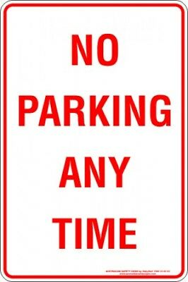 Parking Signs -  NO PARKING ANY TIME