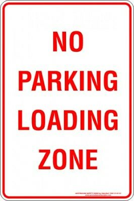 Parking Signs -  NO PARKING LOADING ZONE