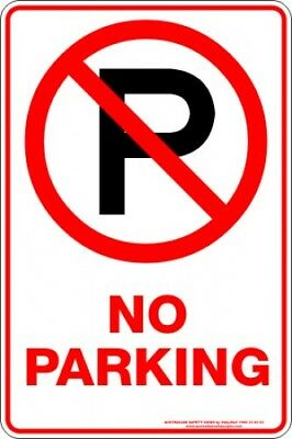 Parking Signs -  NO PARKING P