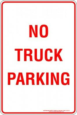 Parking Signs -  NO TRUCK PARKING