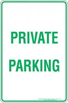 Parking Signs -  PRIVATE PARKING