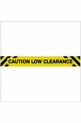 Parking Signs -  LOW CLEARANCE