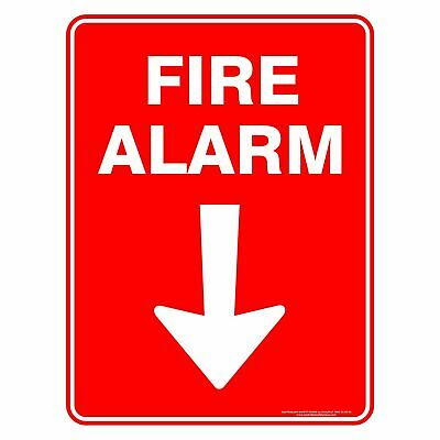 Fire Safety Signs -  FIRE ALARM