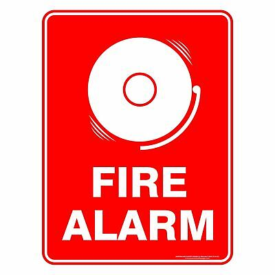 Fire Safety Signs -  FIRE ALARM2