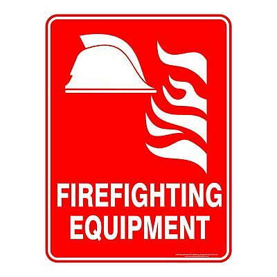Fire Safety Signs -  FIREFIGHTING EQUIPMENT