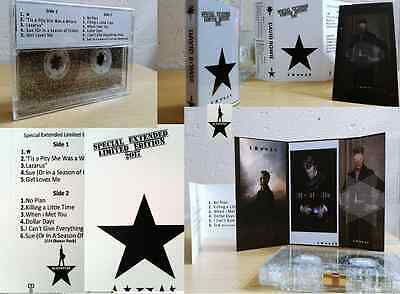 David Bowie ‎– Blackstar Extended - Cassette Special Edtion 2017 - NEW OOP