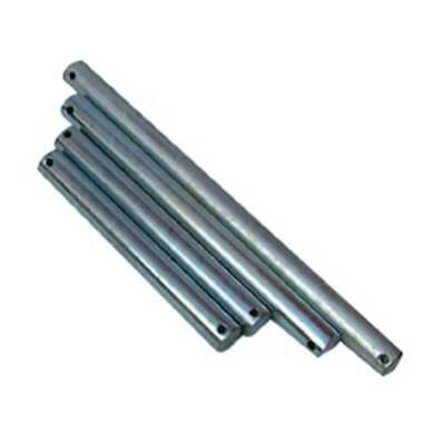 12 Inch Boat Roller Spindle. Suit 300mm keel rollers with 25mm Bore. Zinc