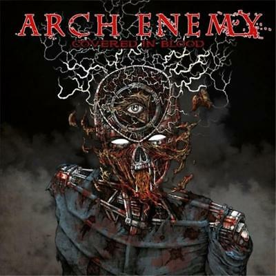 Arch Enemy Covered in Blood DIGIPAK CD NEW