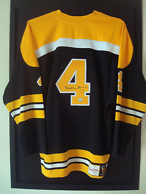 Bobby Orr Signed Boston Bruins Mitchell   Ness Jersey GNR-COA 76aa1af14