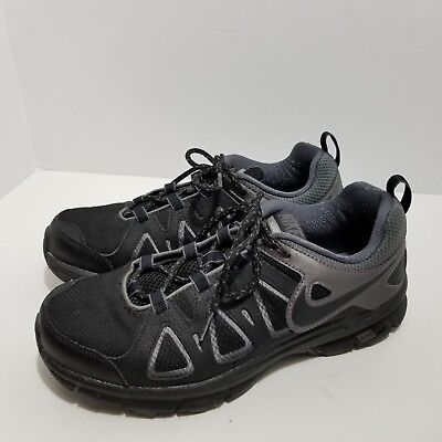 8bacdc9bdcc NIKE AIR ALVORD 10 Trial Running Sneakers Mens 8 Black Gray -  23.45 ...