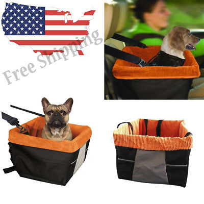 Dog Booster Seat – Dog Car Seat For Small Dogs – Pet Car Seat - US STOCK!!!