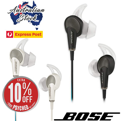BOSE QuietComfort 20 QC20i Noise Cancelling Headphones - IN BOX - Express