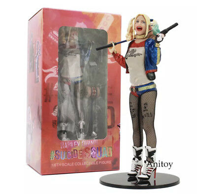 Suicide Squad Harley Quinn 1/6th Scale Collectible Figure 18cm