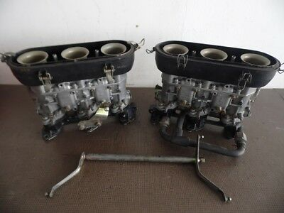 Carburateurs Weber 40Ida3C & 40Ida3C1 Carburetors