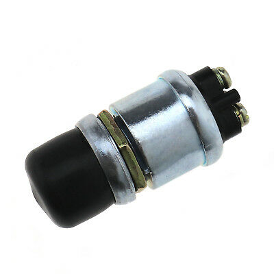 1pc Momentary Ignition Starter Switch Push Button 60//40A Waterproof  DC 12V//24V