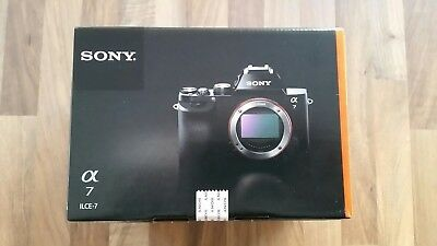 "Sony A7 Full Frame Mirrorless 3"" LCD Compact System 24.3 MP Camera - Body Only"