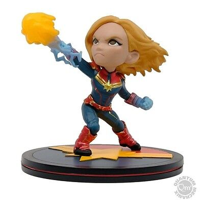 Captain Marvel Q-Fig Figure Captain Marvel 9 cm - Preorder Maggio
