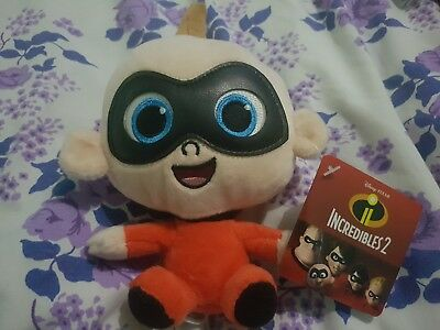 Brand New Exclusive 7Inch Adorable Plush Jack Jack From Incredibles 2