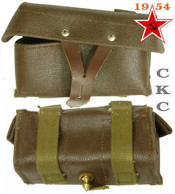 Magazine pouch for SKS-45 USSR Soviet soldier's field equipment