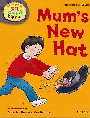 Read With Biff Chip And Kipper   Mums New Hat  (Paperback)