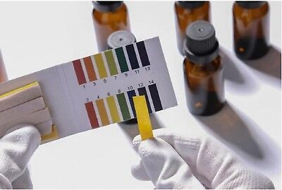 3 X 80 Strips PH Test Strip Alkaline Acid 1-14 Full Test Paper Litmus Urine Test