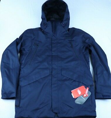 b9075279a THE NORTH FACE Mens Mendelson Primaloft Insulated Ski Jacket Black ...