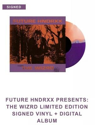 FUTURE HNDRXX: THE WIZRD Limited Edition Signed Vinyl *PREORDER* *Sold Out*