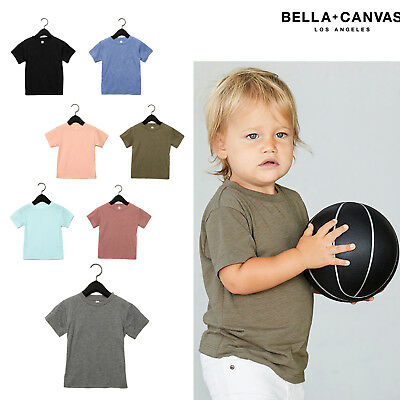 Bella + Canvas Toddler Triblend Short Sleeve Tee 3413T