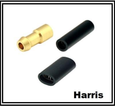 Brass Bullet Lucas Style Male Female Single And Double Sockets Crimp Connectors