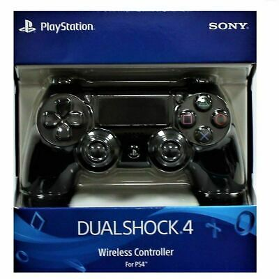 DualShock 4 - Sony PlayStation 4 Wireless Controller - Jet Black