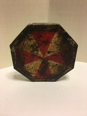 Resident Evil the final chapter Movie Prop Umbrella Corporation Sign