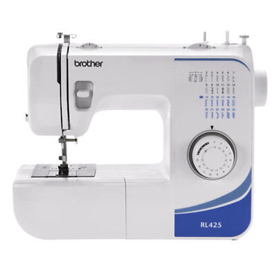Brother RL425 Sewing Machine 25 Stitches for Dressmaking, Repairs & Alterations