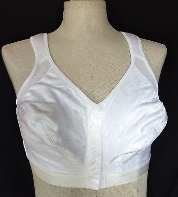 892234e172 PLAYTEX 18 HOUR  Easier On  Front-Close Wirefree Bra w Flex Back - 3 ...