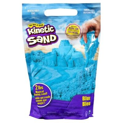 NEW Kinetic Sand 2Lb Colour Bag from Mr Toys