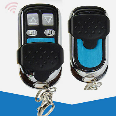 Universal Replacement Garage Door Car Gate Cloning Remote Control Key Fob