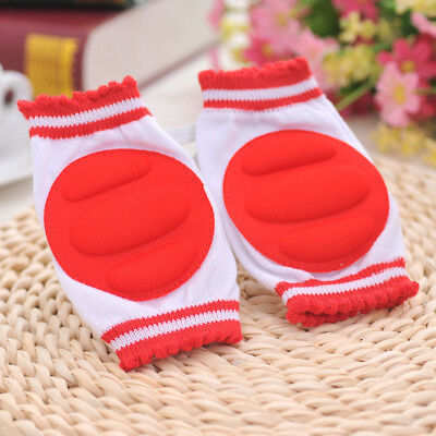Infant Baby Safety Crawling Elbow Cushion Anti-slip Toddlers Knee Pads Protector