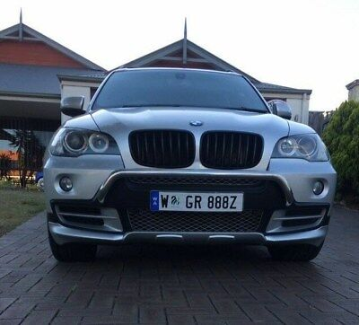 For BMW X5 E70 PRE LCI Bodykit Aero Package Kit Front Lip Rear Spoiler X5M Look