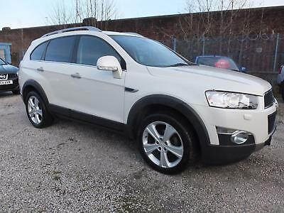 Chevrolet Captiva 2.2VCDI ( 184ps ) 4X4 Auto 2012MY LTZ - 1 OWNER WITH FSH