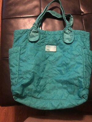 c92e16d6c4e2 Marc By Marc Jacobs Standard Supply Workwear - Green Quilted Nylon Tote