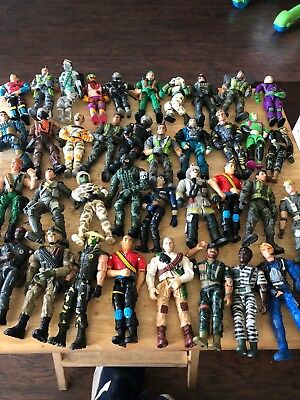 Title    Gijoe, Hasbro, Action Man, The Corps, Lanard And Military Toys