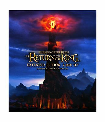 The Lord of the Rings: The Return of the King (2-Disc Extended Edition) [Blu-...