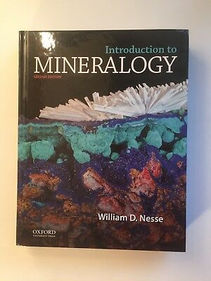 Introduction to Mineralogy - Second edition William D.Nesse