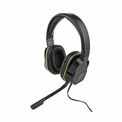 PDP Xbox One Afterglow LVL 3 Stereo Gaming Headset 048-041, Black XboxOne