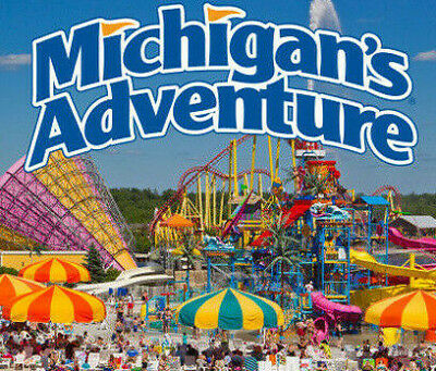 Michigan's Adventure Parking + Meal + Ticket $35   A Promo Discount Savings Tool