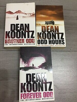 Dean Koontz Book – Various Titles For Sale – Check Description