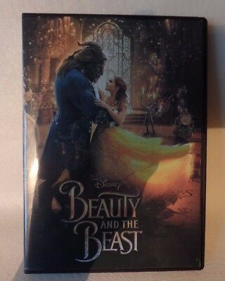 BEAUTY AND THE BEAST, DISNEY, DVD, CASE AND CASE COVER ARTWORK, g