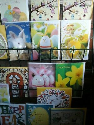 50 Easter Cards, Wholesale Joblot Greeting Cards