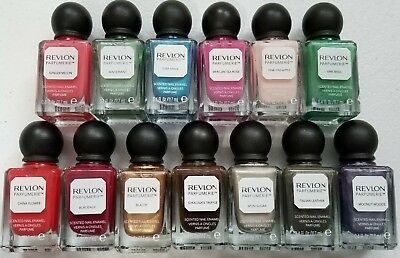 BUY 2 GET 1 FREE ADD 3 TO CART Revlon Parfumerie Scented Nail Polish ...